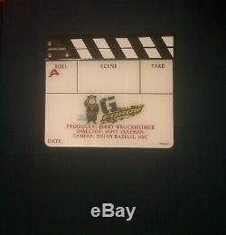 G-force Slate Film Clapperboard Prop Disney Cruz Cage Rockwell Galifianakis