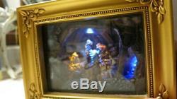 Galerie De Lumière Disney Olszewski Pooh Peter Pan Blanche-neige Cendrillon Jungle