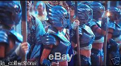 John Carter Screen Helium Armour Helmet Garde-robe De Production Prop Disney