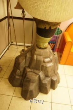 Kung Fu Panda Vie Taille Statue Film Store Présentoir Prop Dreamworks Énorme Rare