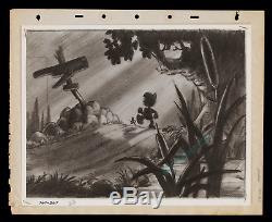 La Production De Pinocchio 1939 De Walt Disney A Utilise Séquence Consécutives De 3 Pages