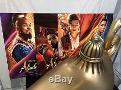 Lampe Alie 2019 De Film D'action En Direct De Disney Aladdin, Édition Limitée Et Articles Gratuits
