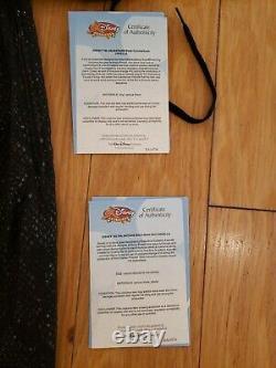 Les 102 Dalmates De Disney Glenn Close Gants Beige Pour Cruella De VIL Screen Worn