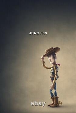 Lot De 8 Mixtes Disney Fantastique Bêtes Ds 2 Faces 27x40 Movie Posters