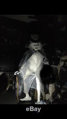Maison Hantée Hatbox Fantôme Prop Taille, D23, Disneyland, Disney