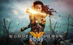 Marvel Disney Black Widow New Film Crew Hat Gratuit Wandavision Wonder Woman Promo