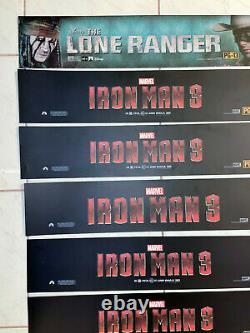 Marvel/disney/pixar 45 Total! Affiche De Cinéma / Mylar Large & Small