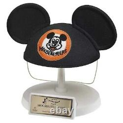 Master Replicas Disney Mouseketeer Hat Replica Taille Réelle