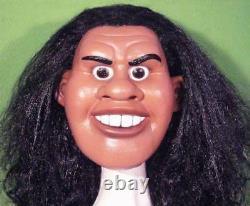 Maui Moana Latex Mask - Déguisement Prop Cosplay Disney Life Size Bust Halloween