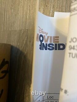 Nouvelle Affiche De Cinéma Disney Plus Wandavision 27x40 Double Face Ds Authentic