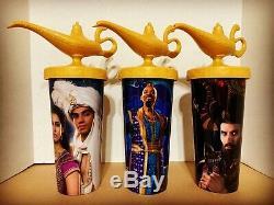 Pack Cinéma Disney Aladdin Collectibles Cinepolis & Cinemex Thetres 7 Nouveautés
