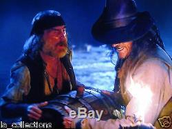 Pirates Des Caraïbes Purser's Volet Production D'écran D'occasion Worn Prop Disney