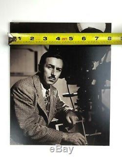 Portrait De Walt Disney Par George Hurrell, Impression Vintage De 1940