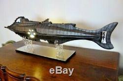 Rare Réplique À L'échelle 1/45 Sur Nautilus Ship Du Capitaine Nemo Du Capitaine Nemo De Disney Efx