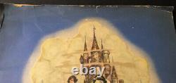 Rares Années 1930 Blanche-neige Et Les Sept Nains Walt Disney Scrapbook Movie Memorabilia