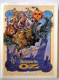 Retour À Oz, Dossier De Presse De Walt Disney Pictures