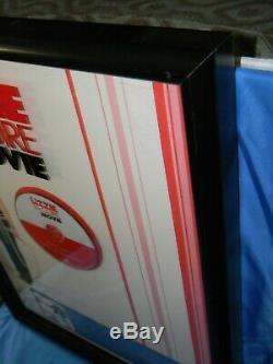 Riaa Certifié Platinum Award Sales Walt Disney Records Le Lizzie Mcguire Film