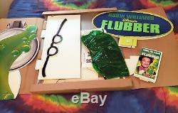 Robin Williams Et Flubber Gonflable Standee Disney Ou 1998 Mobile Très Rare