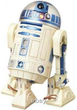 Sideshow Medicom Rah-581 R2-d2 Figur Talking Light & Sound Fx Ohne Verpackung