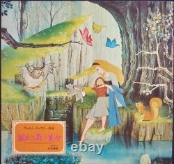 Sleeping Beauty Film Japonais Press Book A R1969 Walt Disney Very Rare