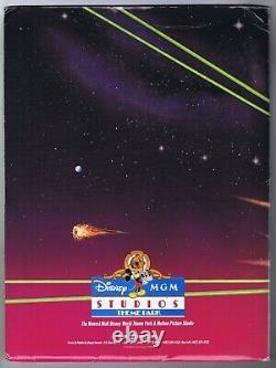 Star Tours Walt Disney World Release Press Kit 1989/1990 Star Wars Promotion