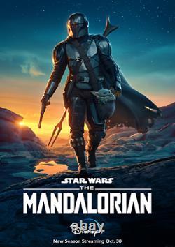 Star Wars The Mandalorian Original Season 2 D/s Poster 27 X 40 Disney+