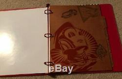 The Rocketeer 1992 - Guide Des Styles De Merchandising Disney Dans Le Classeur Dave Stevens