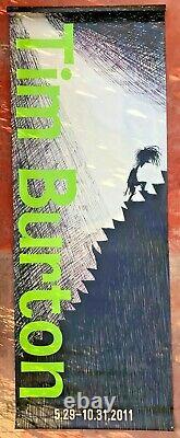 Tim Burton Vincent 8 Ft Vinyl Street Banner Lacma Museum Exhibit 2011 Disney