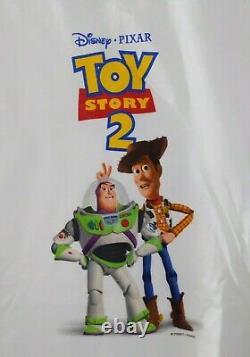 Toy Story 2 1999 Film Promo T-shirt Disney Pixar Sz XL
