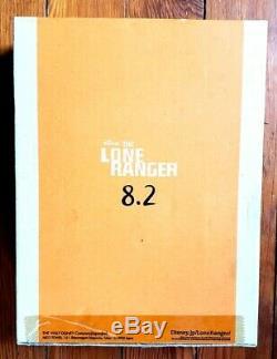 Très Rare Officiel 2013 The Lone Ranger Film Promo Masque Disney Prop Replica