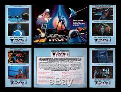 Tron Marler Hayley Affiche Du Film De 6 Importantes Animations Informatiques De Disney