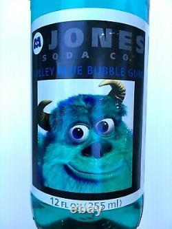 Ultra Rare Monsters Inc Jones Soda 1999 Pixar Cast & Crew Gift Sealed Disney