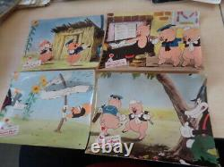 Walt Disney Winnie Puuh Und Der Honigbaum 30. Org. Ea Aushangfotos